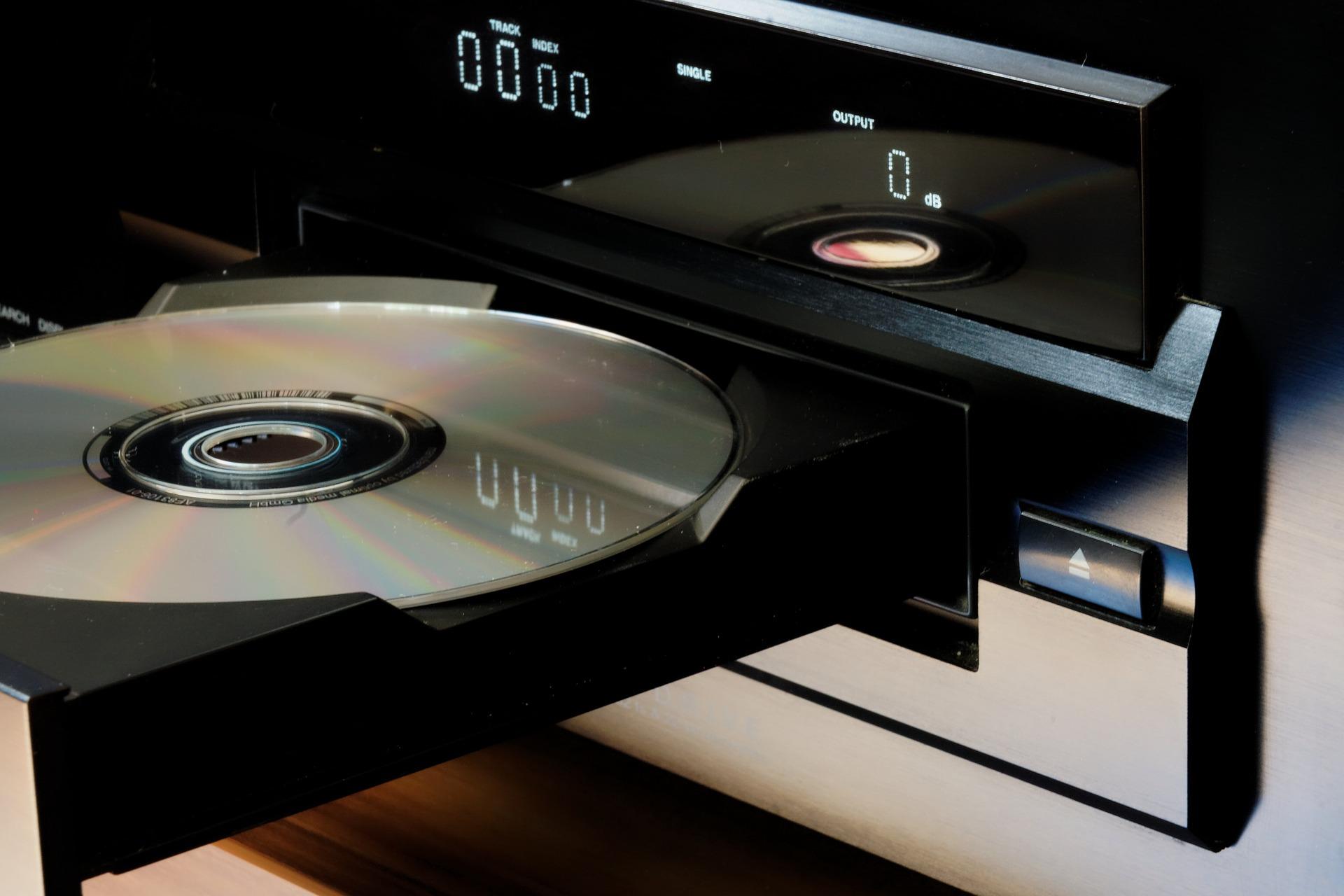 磁鐵-應用-光碟機